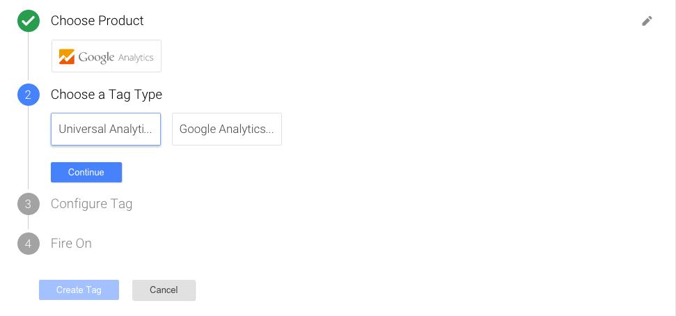 Como instalar o google-analytics via google-tag-manager